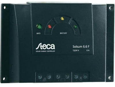 Контролер регулатор за соларни панели 12V-24V/ (10A)