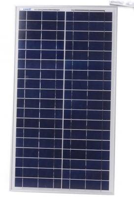 ФОТОВОЛТАИЧЕН ПАНЕЛ EMDE-solar Слънчев, соларен панел  30W/ 12V монокристален силиций