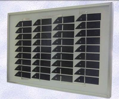 ФОТОВОЛТАИЧЕН ПАНЕЛ EMDE-solar Слънчев, соларен панел  5W/ 12V монокристален силиций