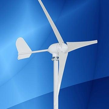 Вятърен генератор EMDE-solar M-500W 12/24v със контролер