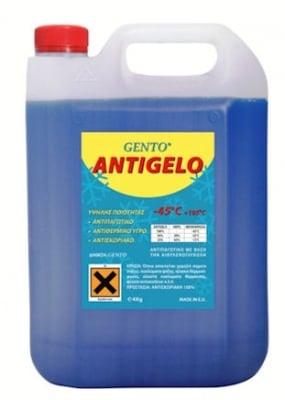 Соларна течност концентрат ANTIGELO 4 л.