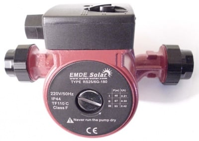 Помпа EMDE-solar RS25/6G-180