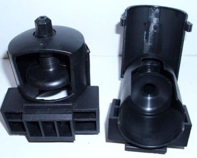 EMDE-solar PVC супорт за вакуумна тръба MDA(B)-47mm