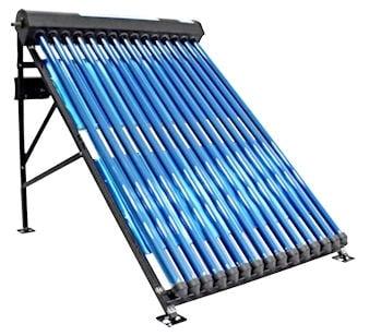 Слънчев вакуумен колектор -HEAT PIPE EMDE-solar MDAL-HP-SC58/1800-24 - затворена система без водосъдържател