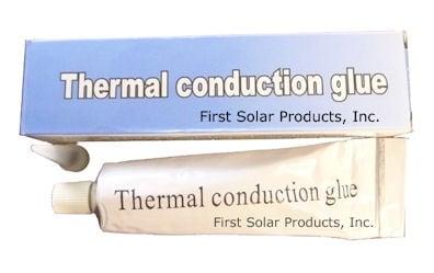 Термоконтактна силиконова паста 50G за слънчев колектор