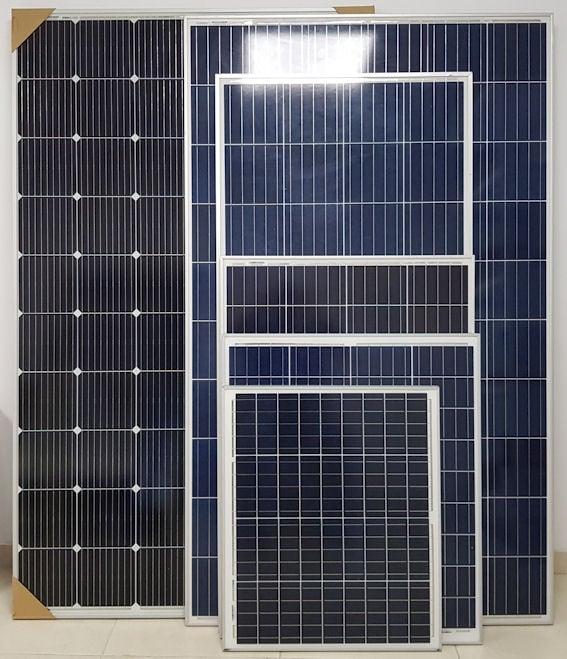 Поликристален фотоволтаичен модул 100 Wp GKA36P100W