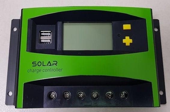 Контролер регулатор за соларни панели LS-60A 48V