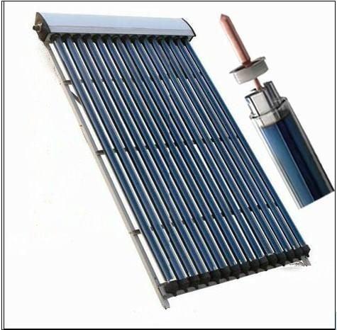 MDAL-HP-SC58/1800-24 - затворена система без водосъдържател