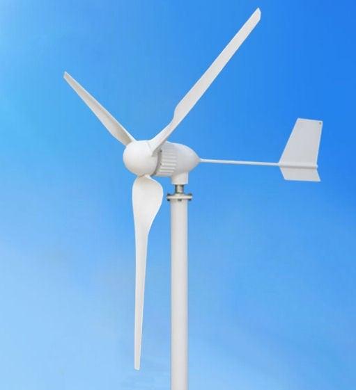 Вятърен генератор EMDE-solar M5-1KW 24/48v със контролер