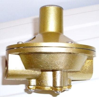Автоматичен клапан за доливане на термосифонен колектор