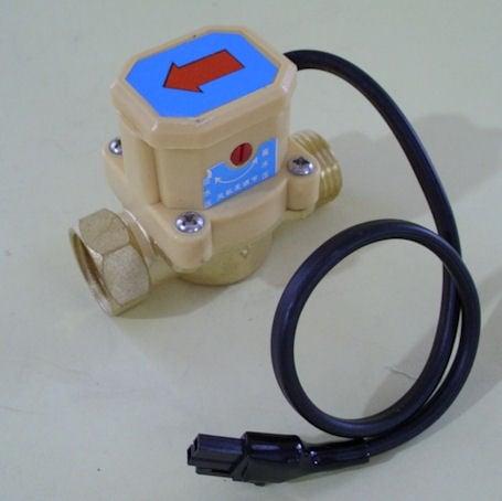 Помпа Превключвател за помпа на поток на гореща вода