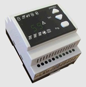 Диференциален термостат  DT-3.1.1 за слънчеви инсталации