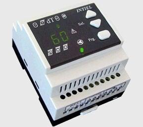 Диференциален термостат  DT-3.1 за слънчеви инсталации