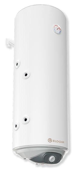 Комбиниран бойлер 80 л, с лява серпентина, емайлиран, малък диаметър WV08039SL