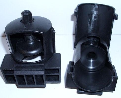 EMDE-solar PVC супорт за вакуумна тръба MDA(B)-58mm