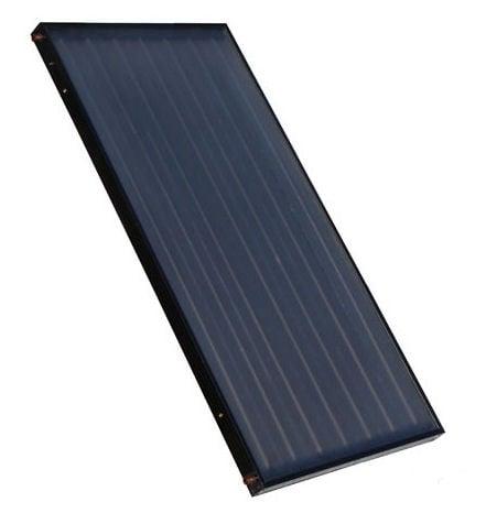 Плосък слънчев колектор EMDE-solar Eko Classic -2,0m2 черен хром и призматично стъкло
