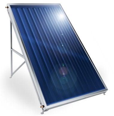 Плосък слънчев колектор Eldom Classic R 1,5 селективно покритие 1,5 м?