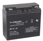 Акумулатор SUNLIGHT 12V 18AH  SPA