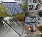 Слънчев вакуумен колектор EMDE-solar MDMGS-58/1800-25 - отворена система без водосъдържател